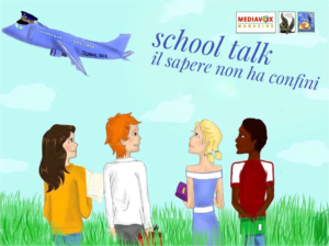 School Talk la locandina